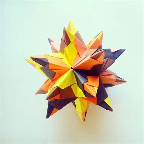 Origami Bascetta - origami bascetta paolo bascetta folded by uzma