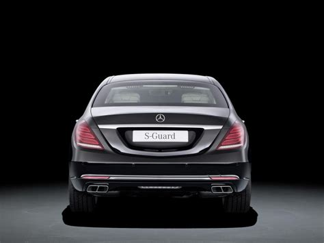 future mercedes s class mercedes unveils armoured s class goauto