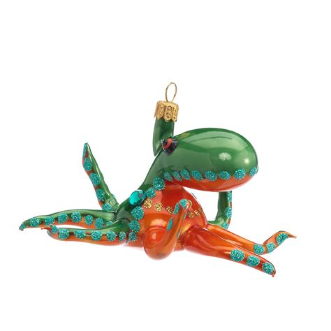 octopus christmas ornament gump s