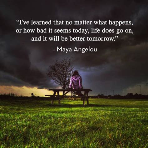 focus forward letting go of yesterday and embracing today