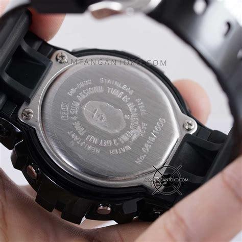 Jam Tangan G Shock Ori White gambar jam tangan g shock ori bm dw 6900 bape limited