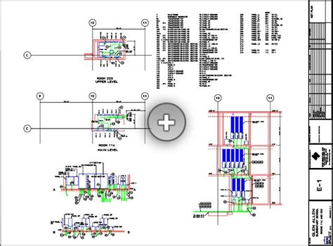 electrical drawing shopdrawings