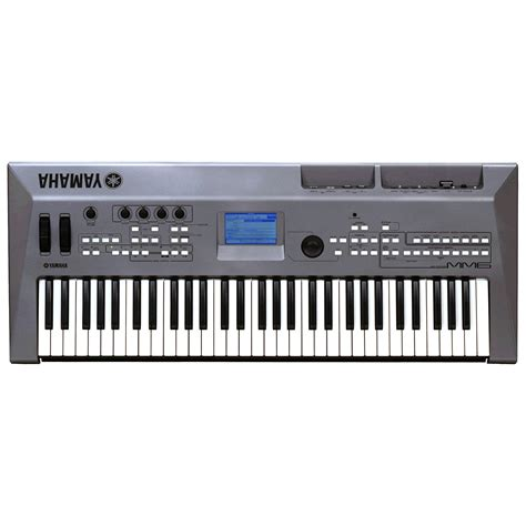 Keyboard Yamaha Mm6 yamaha mm6 production synthesizer dv247