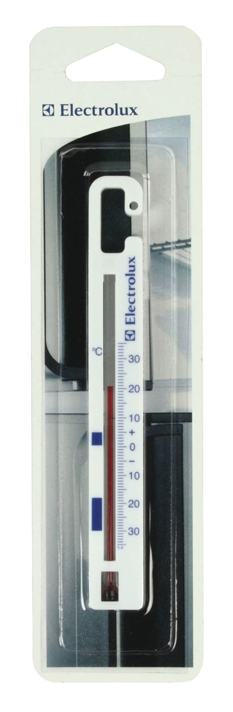 Termometer Refrigerator 50294203000 electrolux refrigerator thermometer white electronic discount be