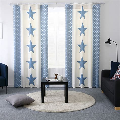 blue and white star curtains white and blue star curtains curtain menzilperde net