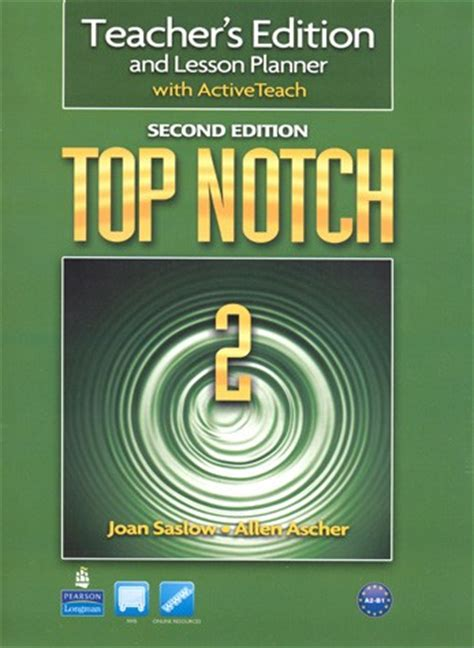 Second Top top notch 2nd edition s edition with active