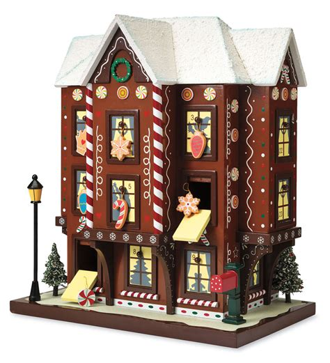house calendar gingerbread house advent calendar new calendar template site