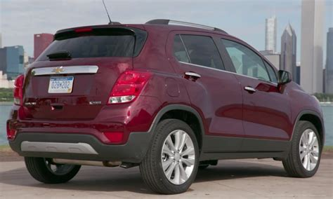 All New Chevrolet Trax 2020 by 2020 Chevrolet Trax Review And Redesign 2019 2020