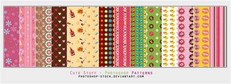pattern cute photoshop cute stuff ps patterns by photoshop stock on deviantart
