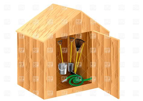 Shed Stuff by Shed Clipart Clipart Suggest