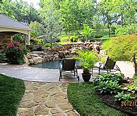 Backyard Creations Olathe Landscaping Overland Park Kansas City Olathe Ks
