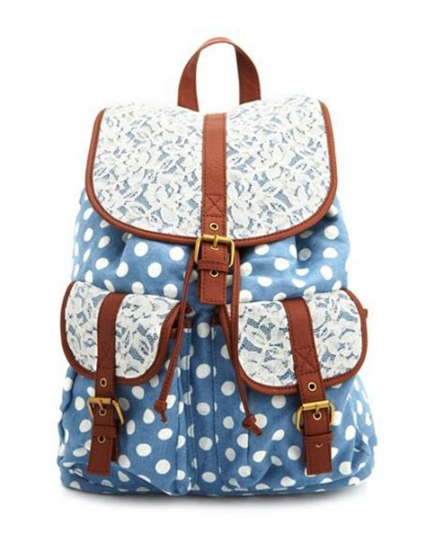 Cp Mk Polkadot 17 best images about bags on pink backpacks mk handbags and polka dot backpack
