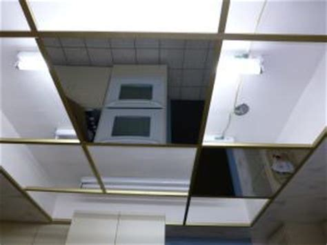 Mirror Drop Ceiling Tiles Ceiling Tiles By Us Glass Less Mirrors Ceiling Tiles 2