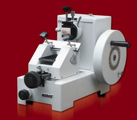 microtome sectioning kedee histology equipment microtomes