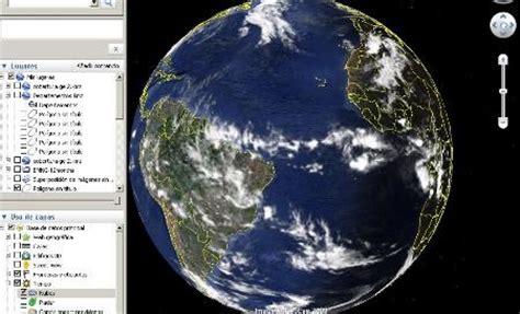 imagenes satelitales tiempo imagen satelital en tu escritorio en tiempo real