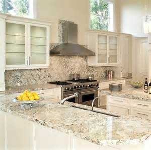 Kitchen Granite Countertop Latinum Granite Traditional Kitchen Miami By Marble Of The World