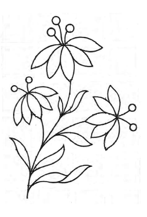 25 trending simple flower drawing ideas on pinterest