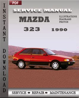 car service manuals pdf 1990 mazda familia electronic toll collection mazda 323 1990 service manual pdf download servicerepairmanualdownload com