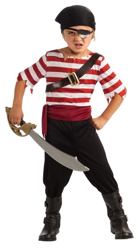 boys pirate costume toddler buccaneer black the pirate boys buccaneer costume 28 99