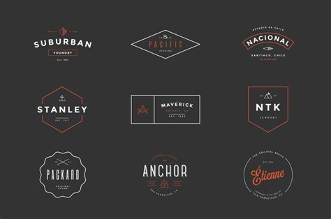 how to make a hipster logo in photoshop youtube hipster vintage logo pack logos shape and vintage