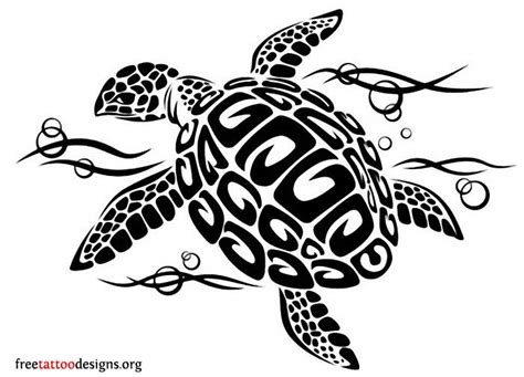 tribal turtle tattoos designs turtle tattoos polynesian and hawaiian tribal turtle