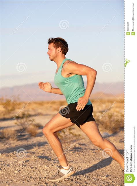 sport fitness a guide to a healthier lifestyle books runner sport running and sprinting outside stock image