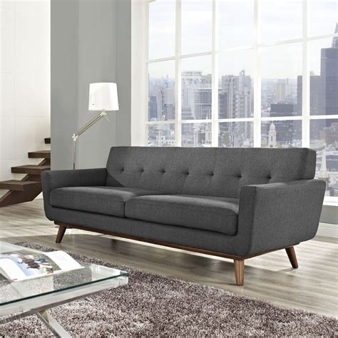 furniture sophisticated velvet tufted sofa for living