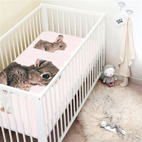 bunny bed cute bunny crib duvet for your lo baby needs and stuffs