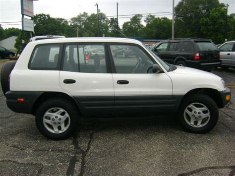 1998 Toyota Rav4 Mpg Construction