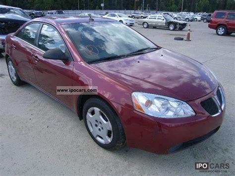 2008 pontiac g6 car photo and specs