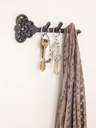 Decorative Wall Mounted Key Holder by Decorative Wall Mounted Key Holder Vintage Key With 3