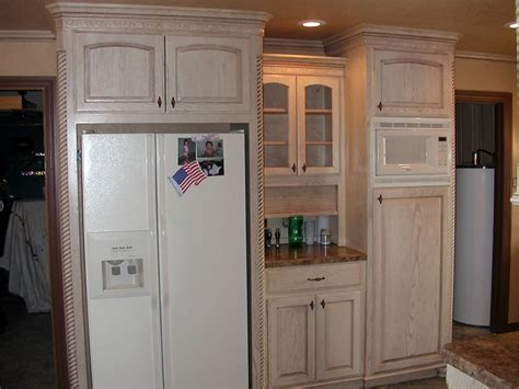 Pickled Cabinet Finish by Pickle Wash Cabinet Pickled Cabinets Pictures Kitchen