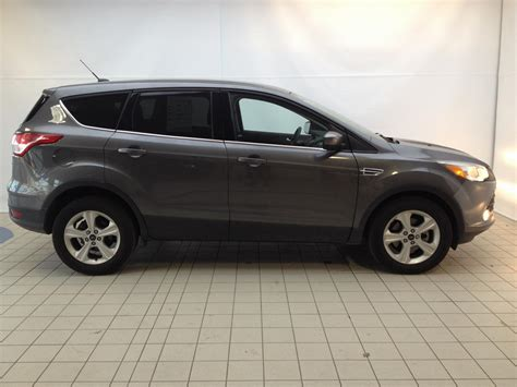Ford Escape Ecoboost by 2014 Ford Escape Se Ecoboost 2x4 17 995 Anjou