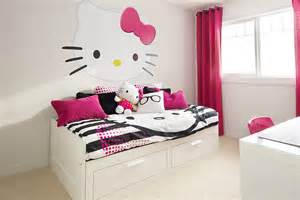 hello bedroom 15 hello kitty bedrooms that delight and wow