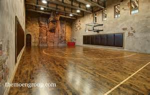home basketball court homes mansions a look at some residential indoor