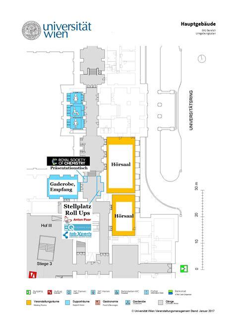 lecture hall floor plan venue travel