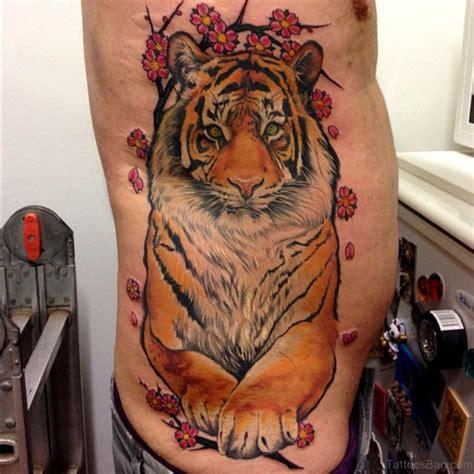 tattoo ribs tiger 60 fabulous tiger tattoos on rib