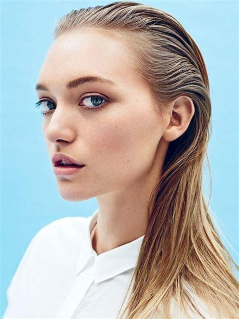 hairstyles wet hair how to style wet hair glam radar