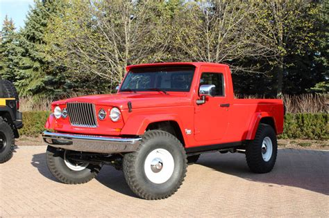 jeep wrangler pickup kit jeep unveils 2 concept pickups at the easter jeep safari