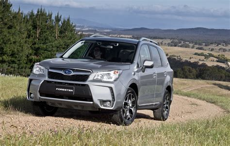 subaru forester xt review photos caradvice