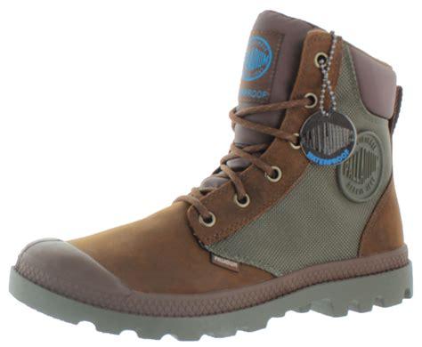 palladium hiking boots palladium pa sport cuff s waterproof hiking boots
