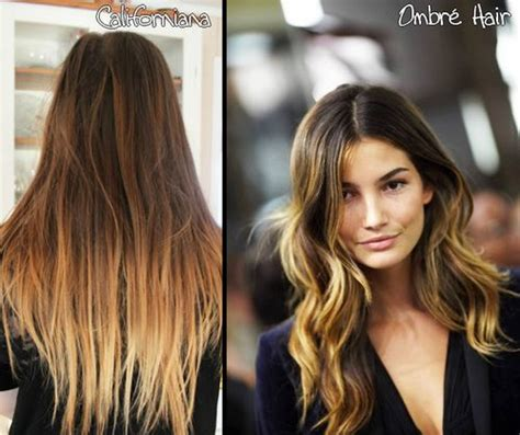 california hair styles 2015 the difference between californian and ombre hair ombre