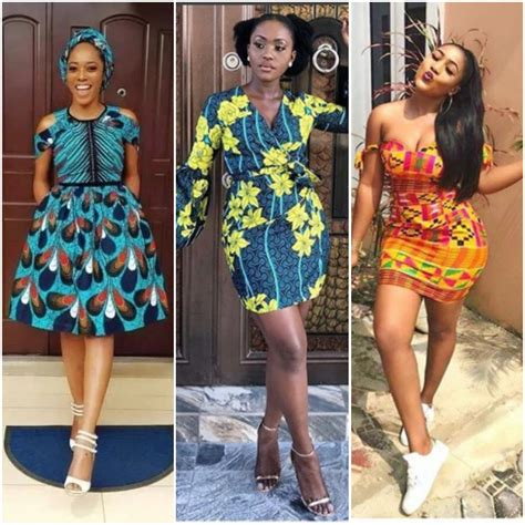 latest annkara gown styles top 10 hottest ankara short gown styles of the week with