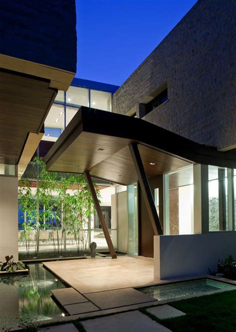 modern house entrance 40 modern entrances designed to impress architecture beast