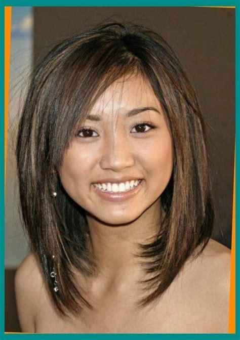 hair style medium length narrow face medium length haircuts for round faces and thin hair
