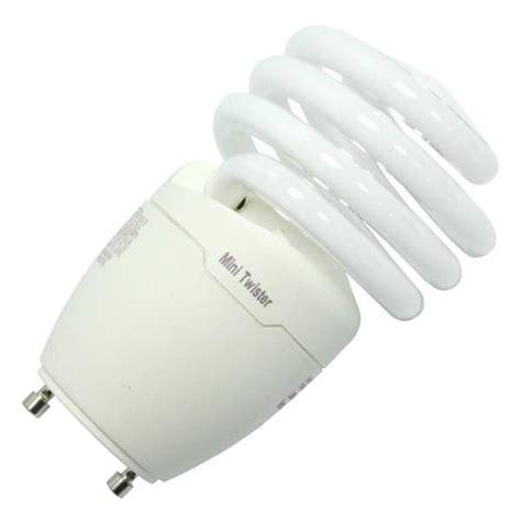 Lu Philips Spiral 24 Watt philips 454215 twist style twist and lock base compact fluorescent light bulb
