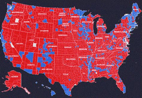 map usa democrat republican things my should taught me just another