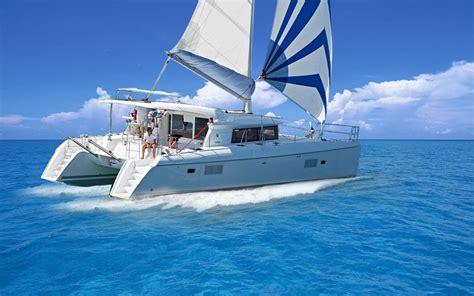 catamaran wallpaper katamaran barco mar wallpaper 1920x1200 717756