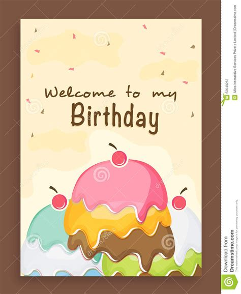 birthday invitation card designs invitation card of birthday birthday invitation