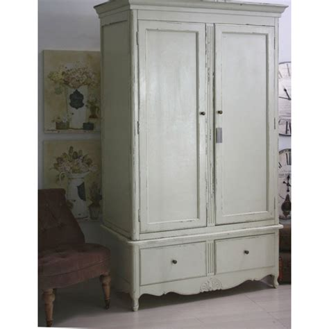 armadio bianco shabby chic armadio legno bianco shabby chic etnico outlet mobili etnici
